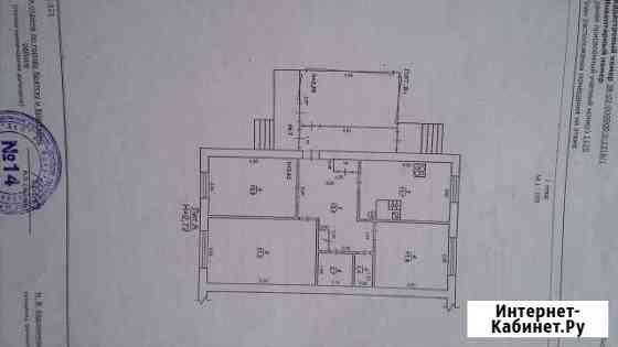 Дом 71 м² на участке 20 сот. Братск