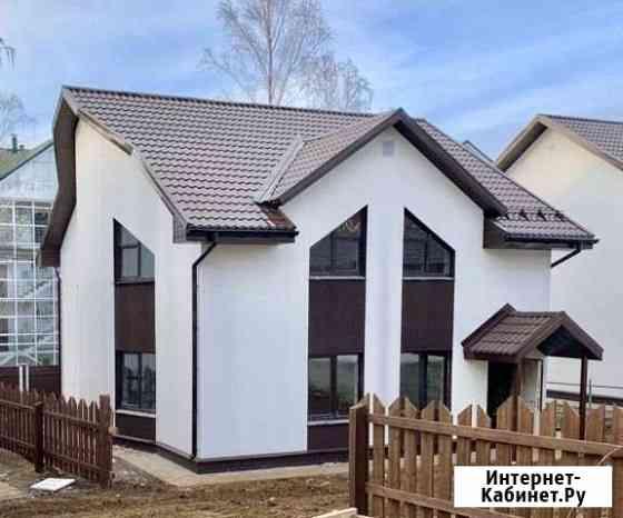 Коттедж 190 м² на участке 5.3 сот. Маркова