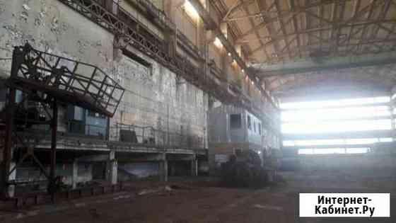Ангар и кран-балка 50 тонн Тольятти
