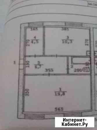 Своб. планировка, 45 м², 1/1 эт. Красноуфимск
