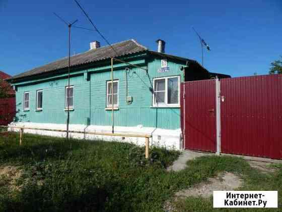 Дом 50 м² на участке 3.5 сот. Поворино