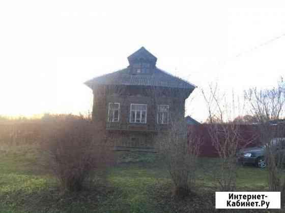 Дом 50 м² на участке 15 сот. Черусти
