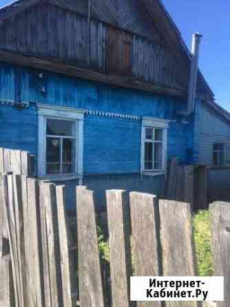 Дом 50 м² на участке 100 сот. Навля