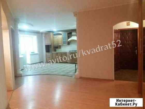 3-комнатная квартира, 100 м², 4/5 эт. Кстово