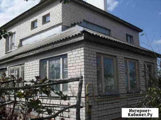 Коттедж 140 м² на участке 15 сот. Рамонь