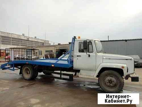 Эвакуаторная платформа на грузовые автомобили Валдай, Газон Казань
