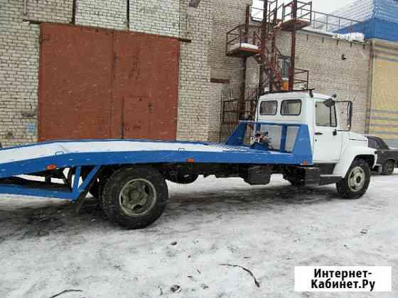 Переоборудование грузовых автомобилей Валдай, Газон в эвакуатор Самара