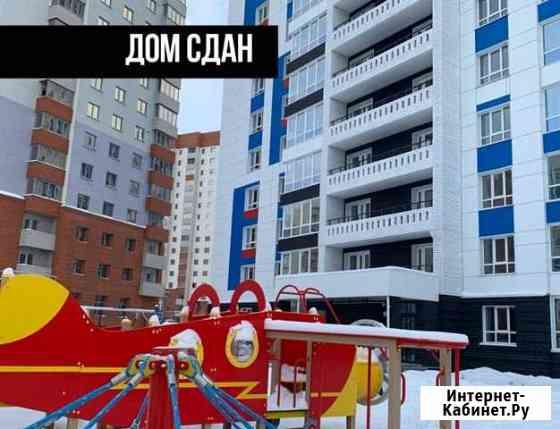 4-комнатная квартира, 87 м², 1/16 эт. Барнаул
