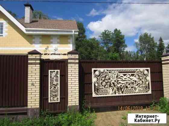 Коттедж 167.4 м² на участке 10 сот. Нижний Новгород