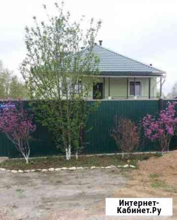 Дом 110 м² на участке 15 сот. Биробиджан