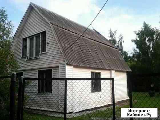 Дача 118 м² на участке 6 сот. Новопетровское