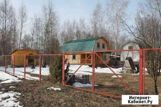 Дача 87.6 м² на участке 12 сот. Орехово-Зуево
