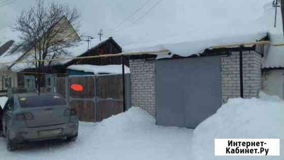 Дом 60 м² на участке 10 сот. Курган