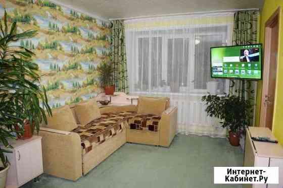4-комнатная квартира, 64 м², 3/5 эт. Шерегеш