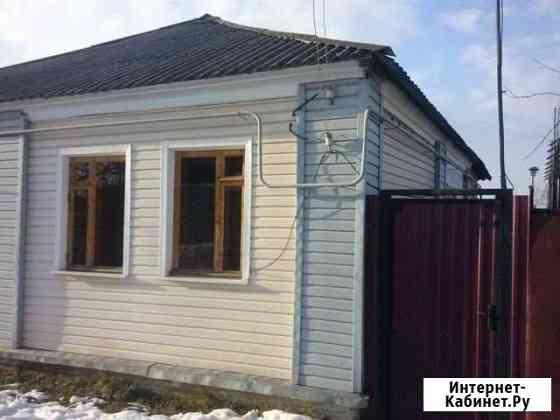 Дом 42 м² на участке 5 сот. Острогожск