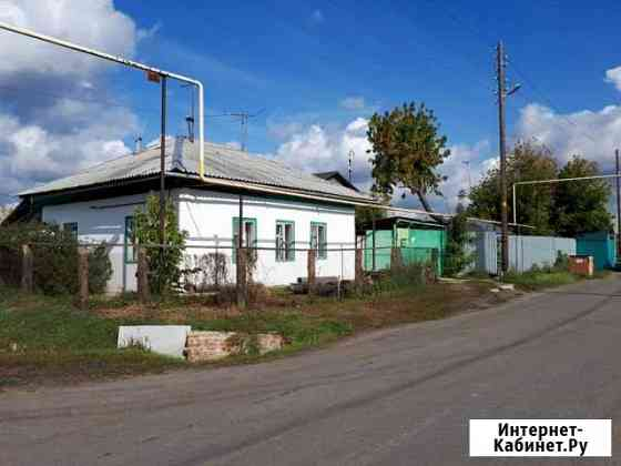 Дом 55 м² на участке 5 сот. Курган