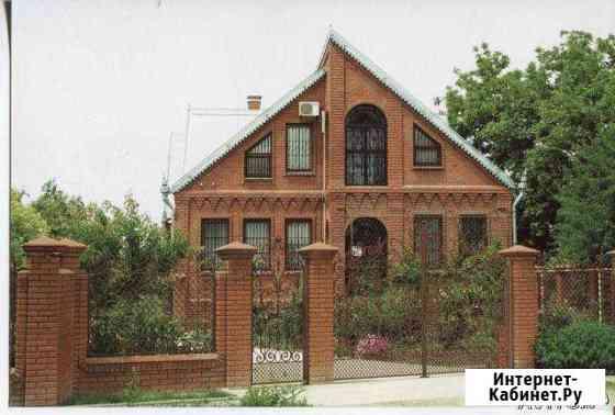 Дом 561.5 м² на участке 17 сот. Каневская