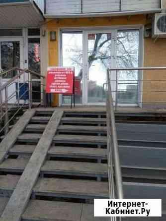 Сдам торговое помещение на красной линии Уфа