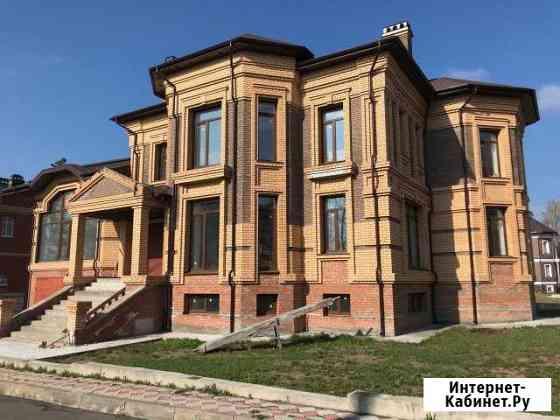 Дом 530 м² на участке 12 сот. Томск
