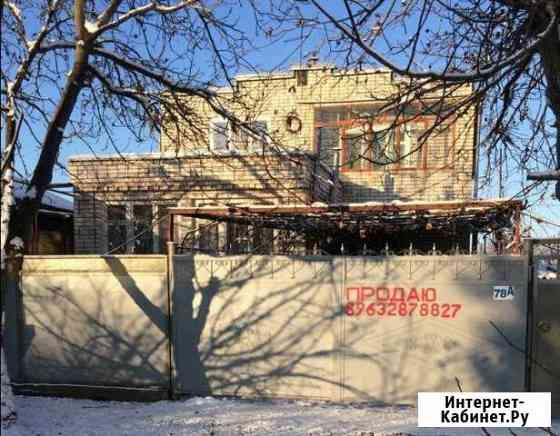 Дом 230 м² на участке 6 сот. Черкесск