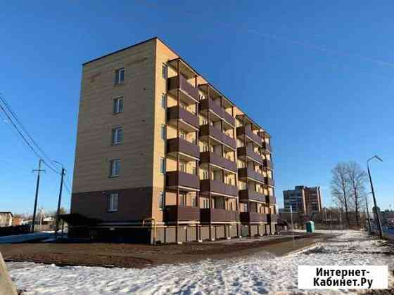 1-комнатная квартира, 33.7 м², 3/5 эт. Псков