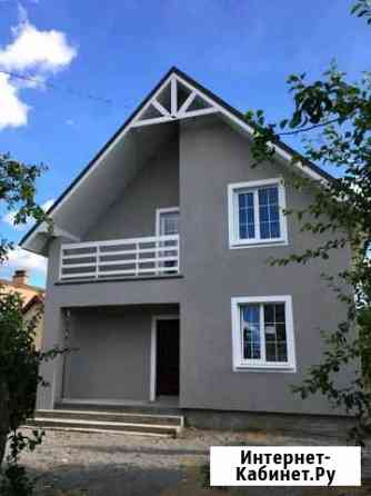 Дом 145 м² на участке 6 сот. Калининград