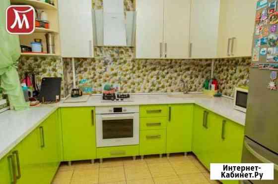 3-комнатная квартира, 77.9 м², 12/15 эт. Оренбург