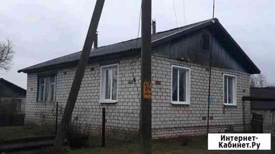 Дом 56 м² на участке 15 сот. Бежаницы
