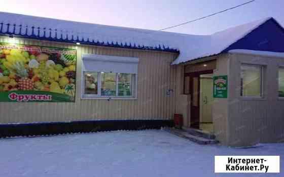 Торговое помещение, магазин площадью 219.4 кв.м. Салехард