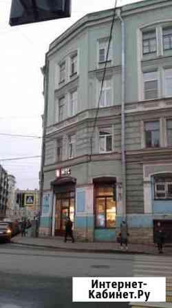 3-комнатная квартира, 90 м², 3/5 эт. Санкт-Петербург