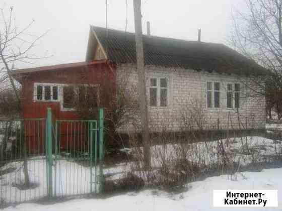 Дом 59 м² на участке 9.5 сот. Новоржев