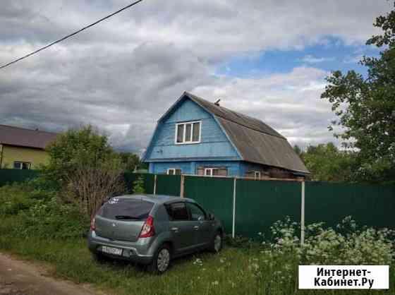 Дом 85.3 м² на участке 15 сот. Новопетровское
