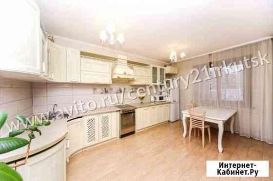 3-комнатная квартира, 118 м², 2/6 эт. Иркутск