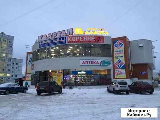 Сдам торговое помещение на 1 этаже в ТЦ Квартал Северодвинск