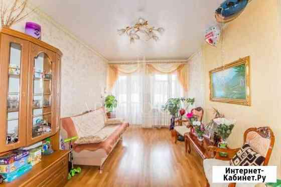 3-комнатная квартира, 79 м², 4/4 эт. Чита