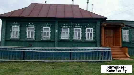 Дом 45 м² на участке 41 сот. Тургенево