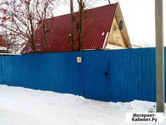Дом 30 м² на участке 6 сот. Курган