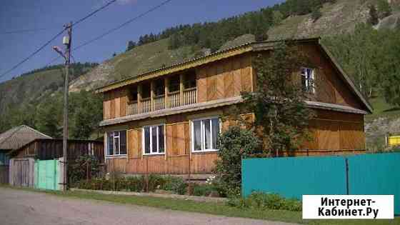 Дом 210 м² на участке 14 сот. Саяногорск