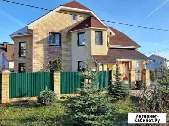 Коттедж 350 м² на участке 10 сот. Нижний Новгород