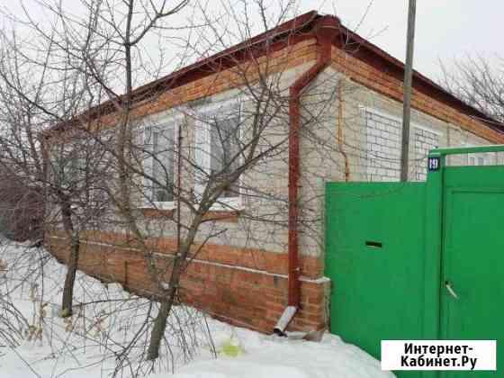 Дом 65 м² на участке 11 сот. Острогожск