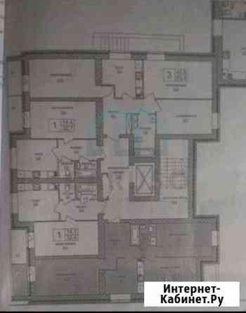 3-комнатная квартира, 59 м², 7/10 эт. Новосибирск