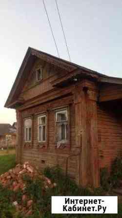 Дом 40 м² на участке 10 сот. Иваново