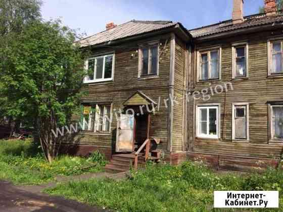 2-комнатная квартира, 46 м², 2/2 эт. Архангельск