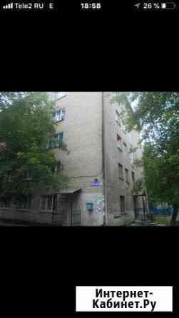Комната 18 м² в 8-ком. кв., 2/5 эт. Челябинск