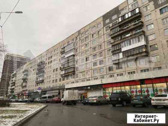 1-комнатная квартира, 33.4 м², 7/9 эт. Санкт-Петербург