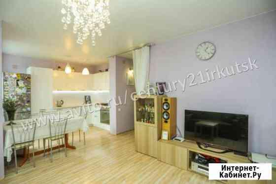 3-комнатная квартира, 120 м², 9/10 эт. Иркутск