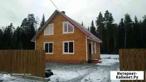 Дом 99 м² на участке 11 сот. Петрозаводск
