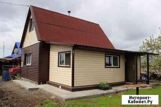 Дом 44 м² на участке 10 сот. Курган