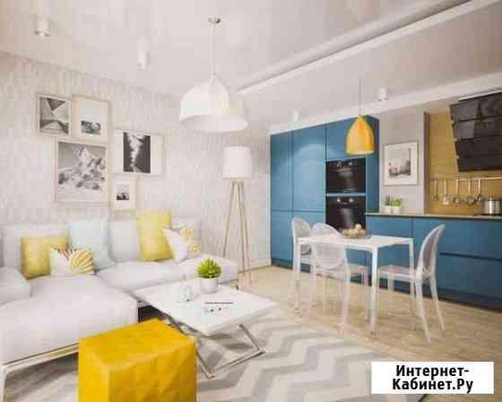 2-комнатная квартира, 41.8 м², 5/16 эт. Чита