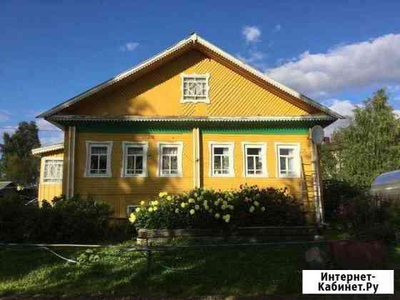 Дом 65 м² на участке 20 сот. Яренск